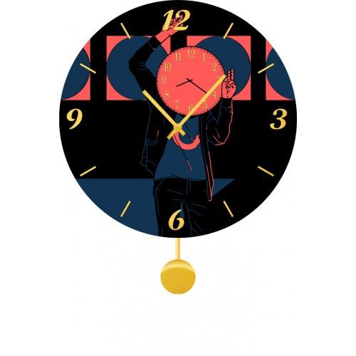 Настенные часы Kitch Art 4011768 настенные часы art time ntr 3812