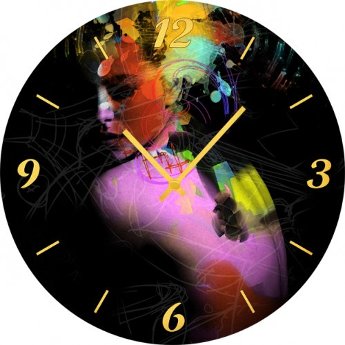 Настенные часы Kitch Art 3501770 настенные часы art time ntr 3812