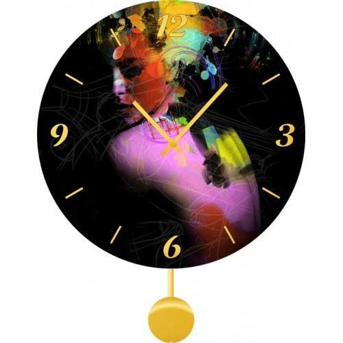 Настенные часы Kitch Art 4011770 настенные часы art time ntr 3812