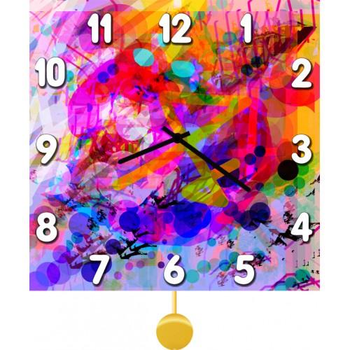 Настенные часы Kitch Art 4011771 настенные часы art time ntr 3812