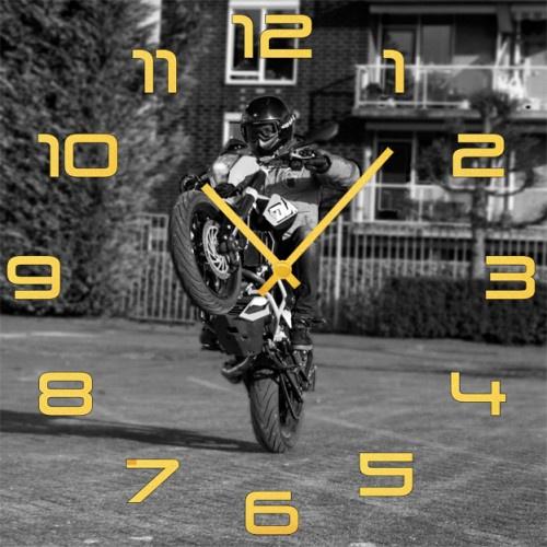 Настенные часы Kitch Clock 4001777