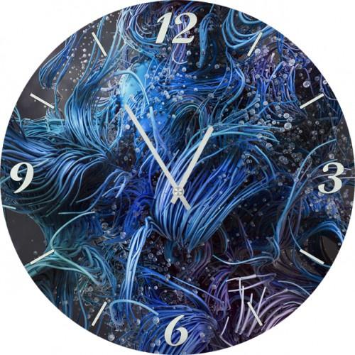 Настенные часы Kitch Art 4001788