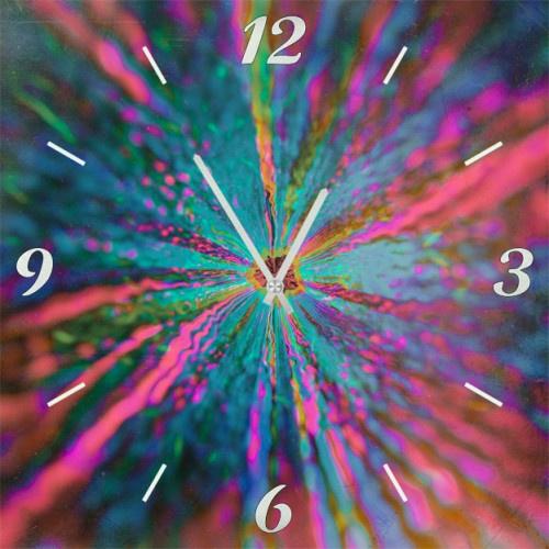 Настенные часы Kitch Art 4001791