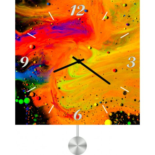 Настенные часы Kitch Art 3011793 настенные часы art time ntr 3812
