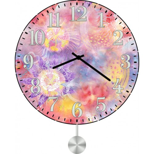 Настенные часы Kitch Art 3511796 настенные часы art time ntr 3812
