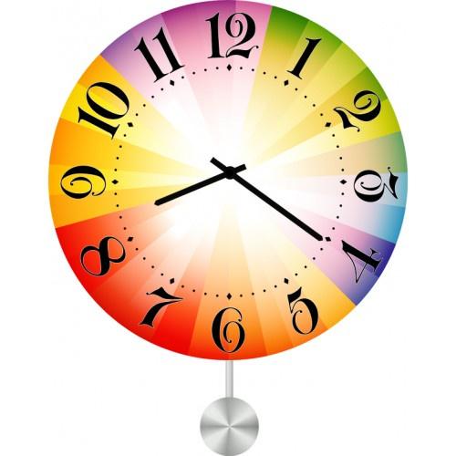 Настенные часы Kitch Art 3011800 настенные часы art time ntr 3812