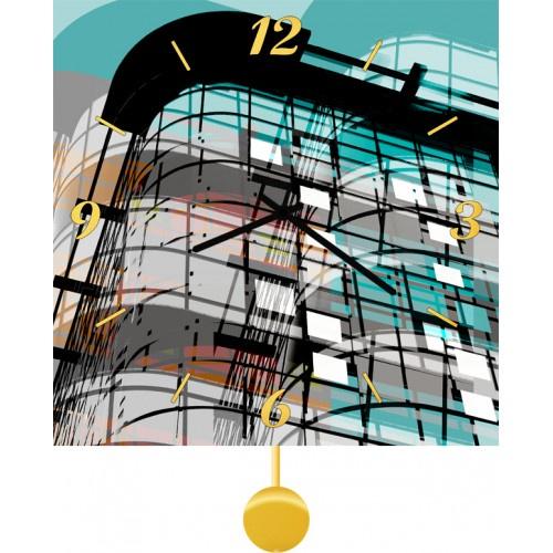 Настенные часы Kitch Art 3511803 настенные часы art time ntr 3812