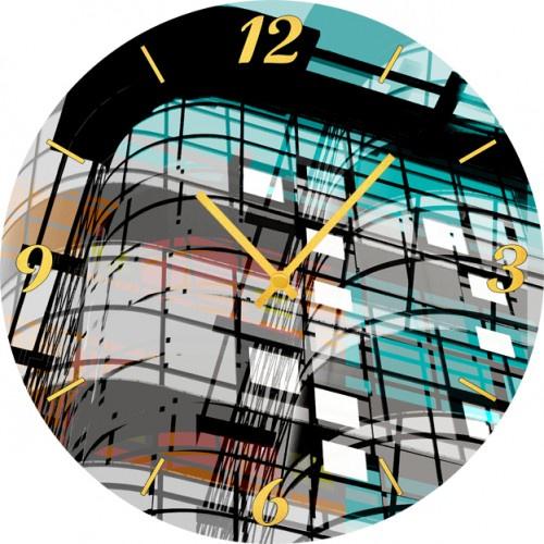 Настенные часы Kitch Art 3501804 настенные часы art time ntr 3812