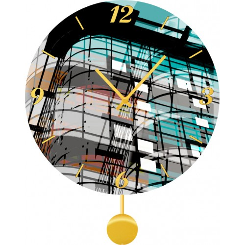 Настенные часы Kitch Art 3011804 настенные часы art time ntr 3812