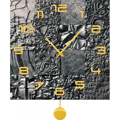 Настенные часы Kitch Art 3511806 настенные часы art time ntr 3812