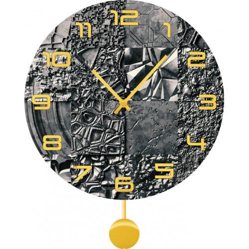 Настенные часы Kitch Art 4011807 настенные часы art time ntr 3812
