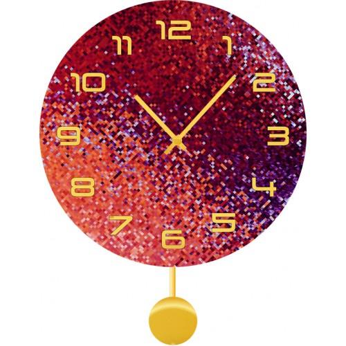 Настенные часы Kitch Art 3511811 настенные часы art time ntr 3812