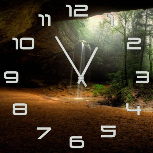 Настенные часы Kitch Clock 4001820 цена и фото