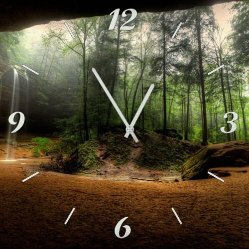 Настенные часы Kitch Clock 4001822 цена и фото