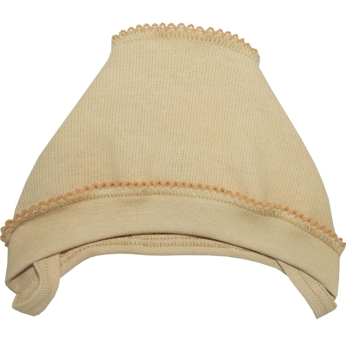 Чепчик ПАПИТТО одежда для новорожденных smil