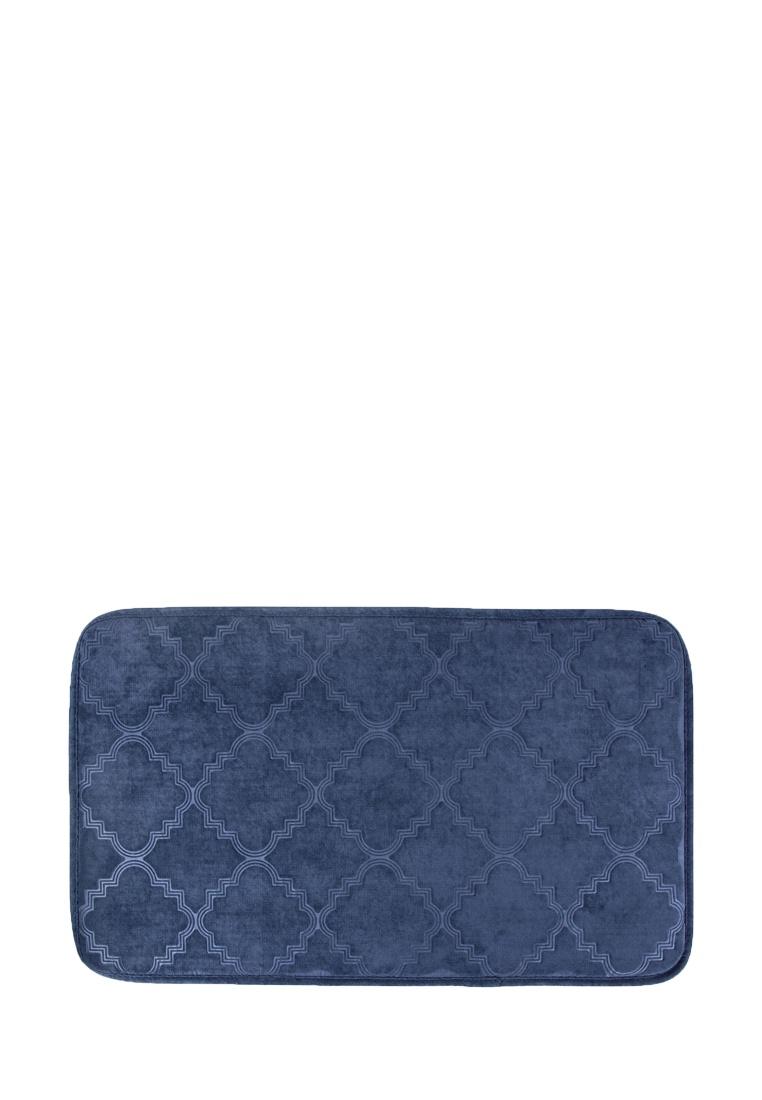 Коврик для ванной Arya home collection Mirabel, голубой