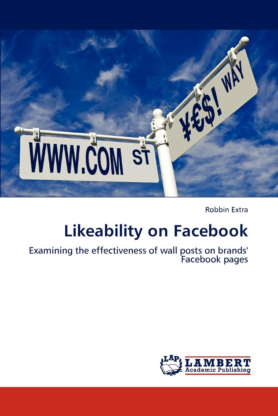 Robbin Extra Likeability on Facebook a study on the effectiveness of thesaurus