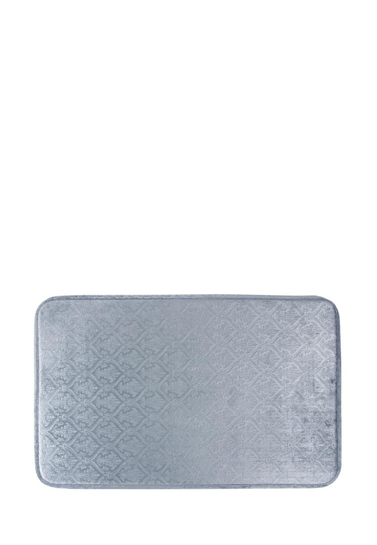 Коврик для ванной Arya home collection Belonomi, голубой