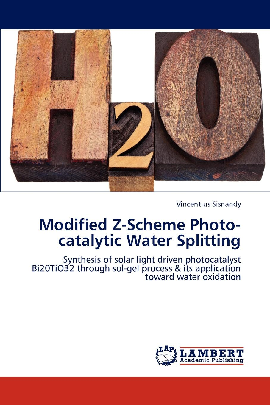 купить Vincentius Sisnandy Modified Z-Scheme Photo-catalytic Water Splitting по цене 8927 рублей