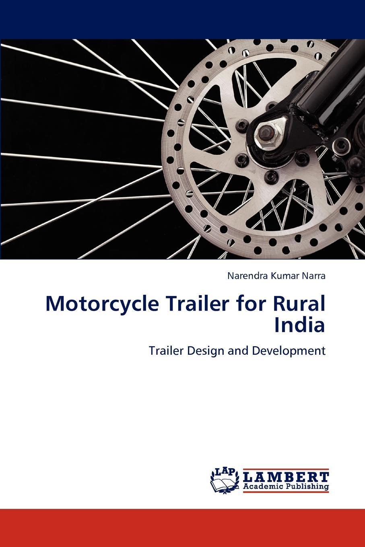 Фото - Narendra Kumar Narra Motorcycle Trailer for Rural India agrarian distress and changing rural livelihoods in kerala