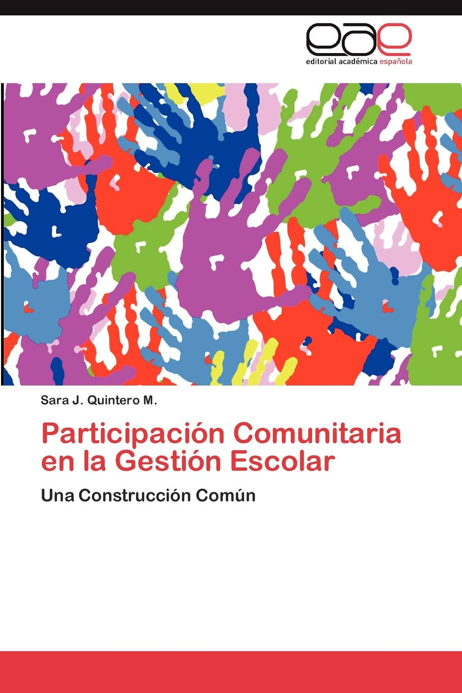 Sara J. Quintero M. Participacion Comunitaria En La Gestion Escolar j raff valse impromptu a la tyrolienne woo 28