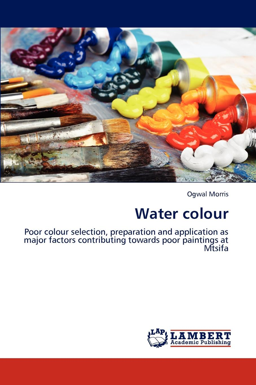 Ogwal Morris Water colour недорго, оригинальная цена