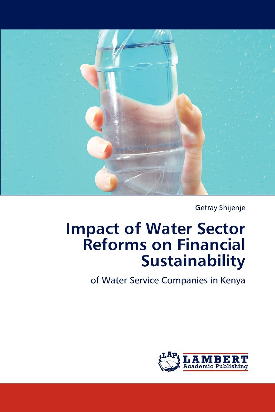 Getray Shijenje Impact of Water Sector Reforms on Financial Sustainability impact of interventions on brackish water ecosystem and livelihoods