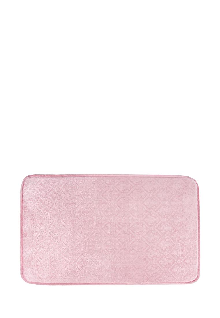 Коврик для ванной Arya home collection Belonomi, розовый