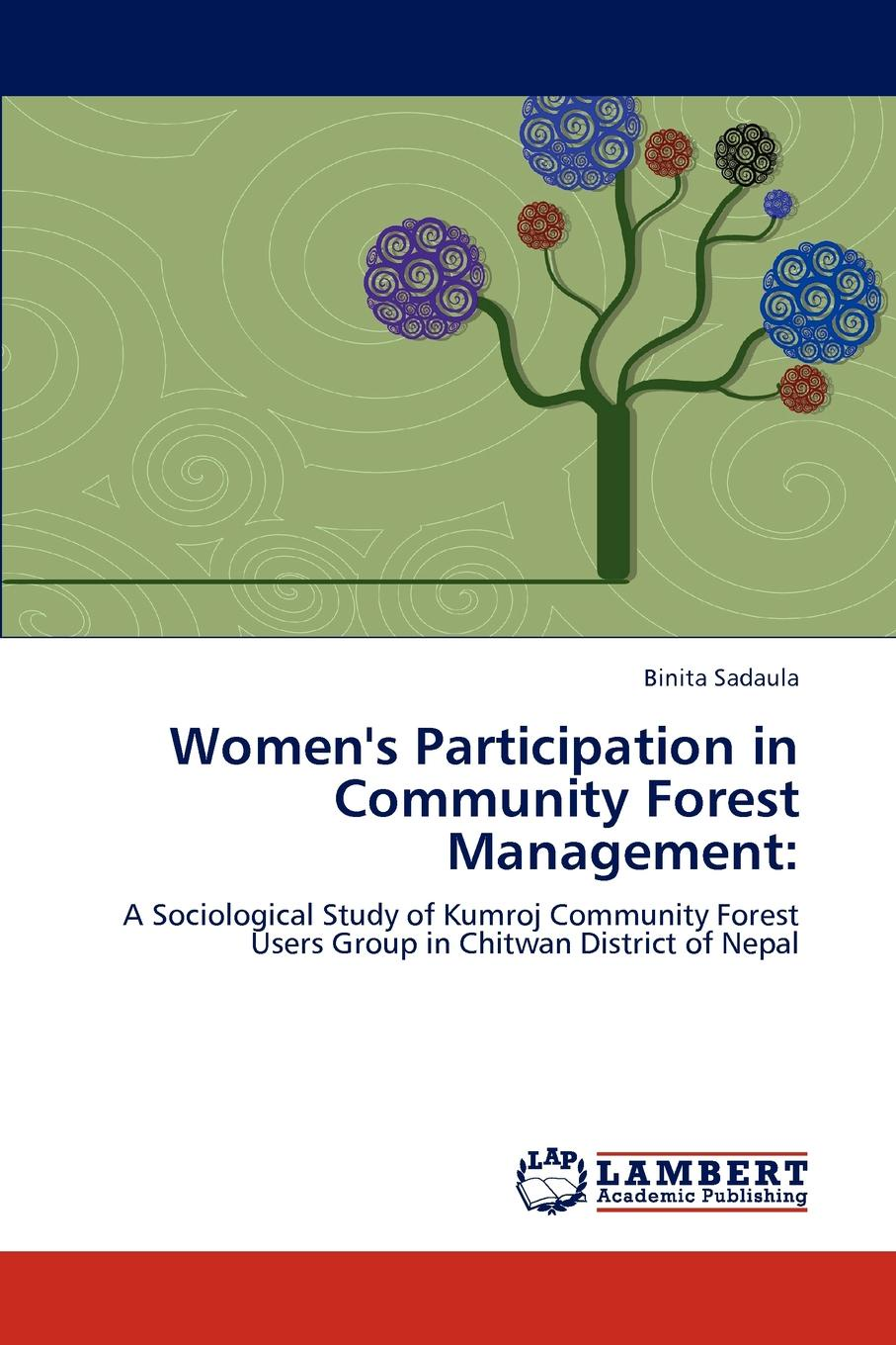 Binita Sadaula Women.s Participation in Community Forest Management
