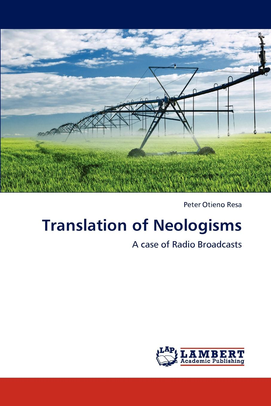 Peter Otieno Resa Translation of Neologisms аккумулятор для телефона craftmann bl 6f для nokia n95 8gb n78 6788