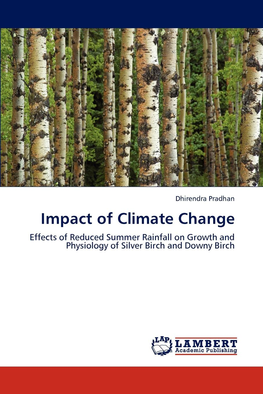 Dhirendra Pradhan Impact of Climate Change heavy metal induced effects in some selected higher and lower plants