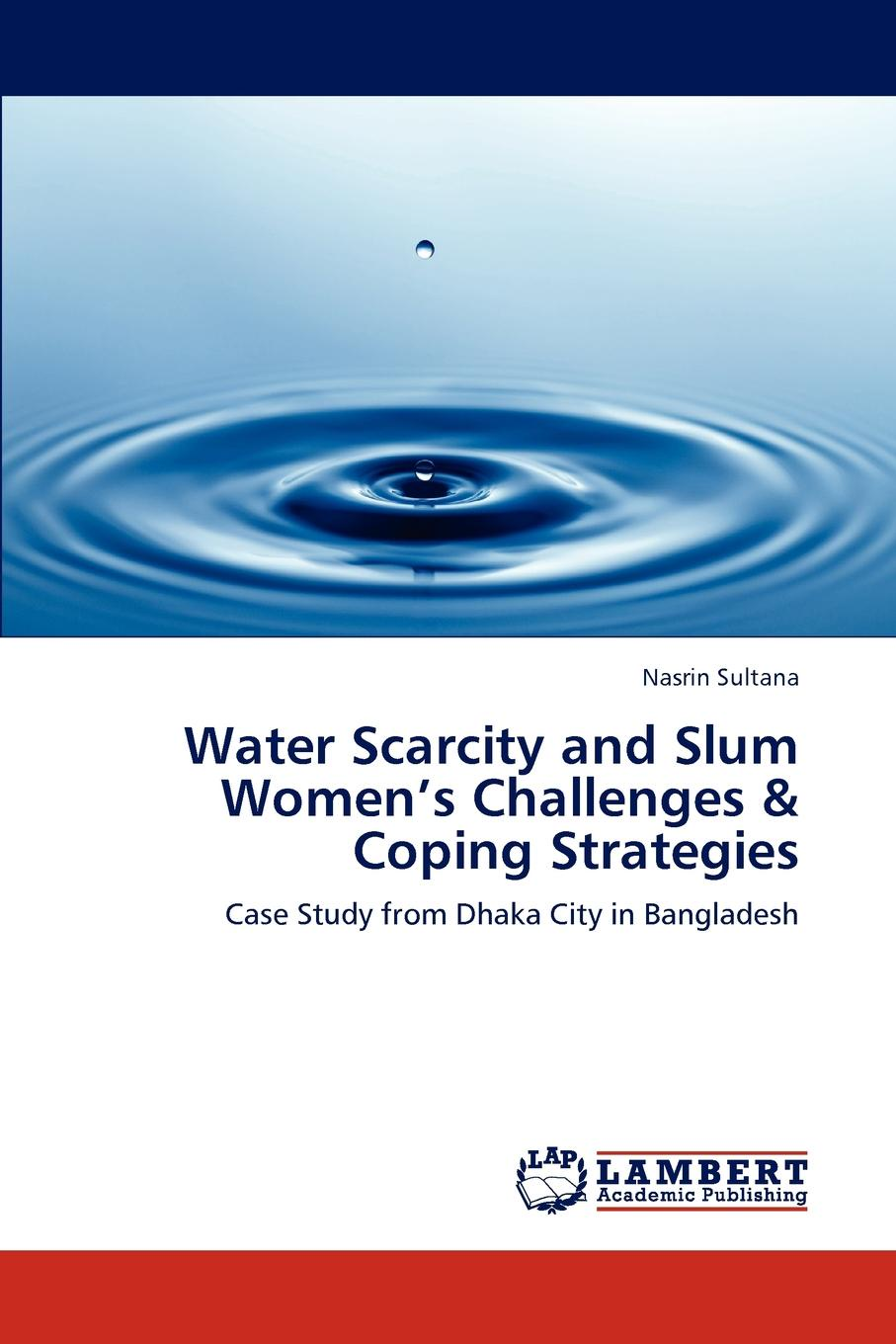 Nasrin Sultana Water Scarcity and Slum Women.s Challenges . Coping Strategies берет canoe берет