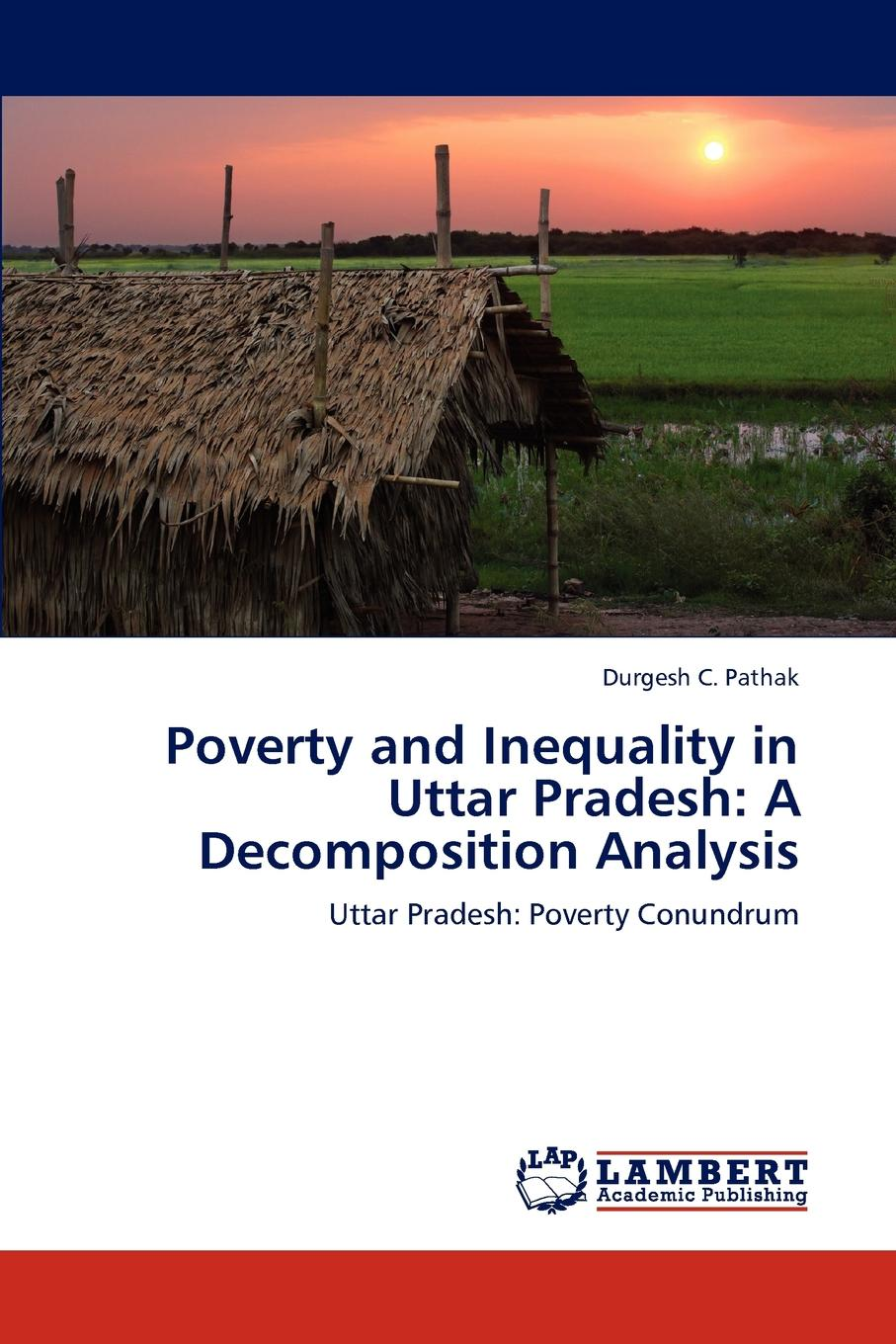 Durgesh C. Pathak Poverty and Inequality in Uttar Pradesh. A Decomposition Analysis недорго, оригинальная цена