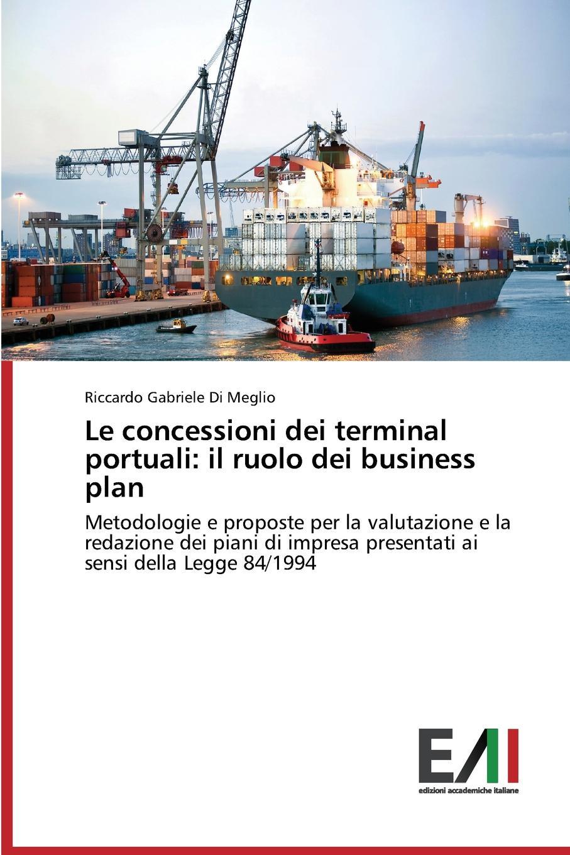 Di Meglio Riccardo Gabriele Le concessioni dei terminal portuali. il ruolo dei business plan solano marco utilizzo di reti neurali per la ricostruzione dei parametri di volo