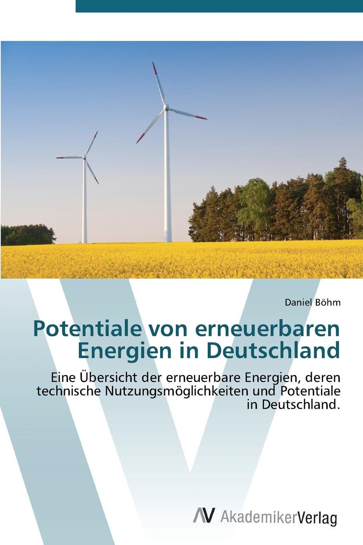 Bohm Daniel Potentiale Von Erneuerbaren Energien in Deutschland martin garisch der halal markt in deutschland uberblick und zukunftige potentiale der halal zertifizierung