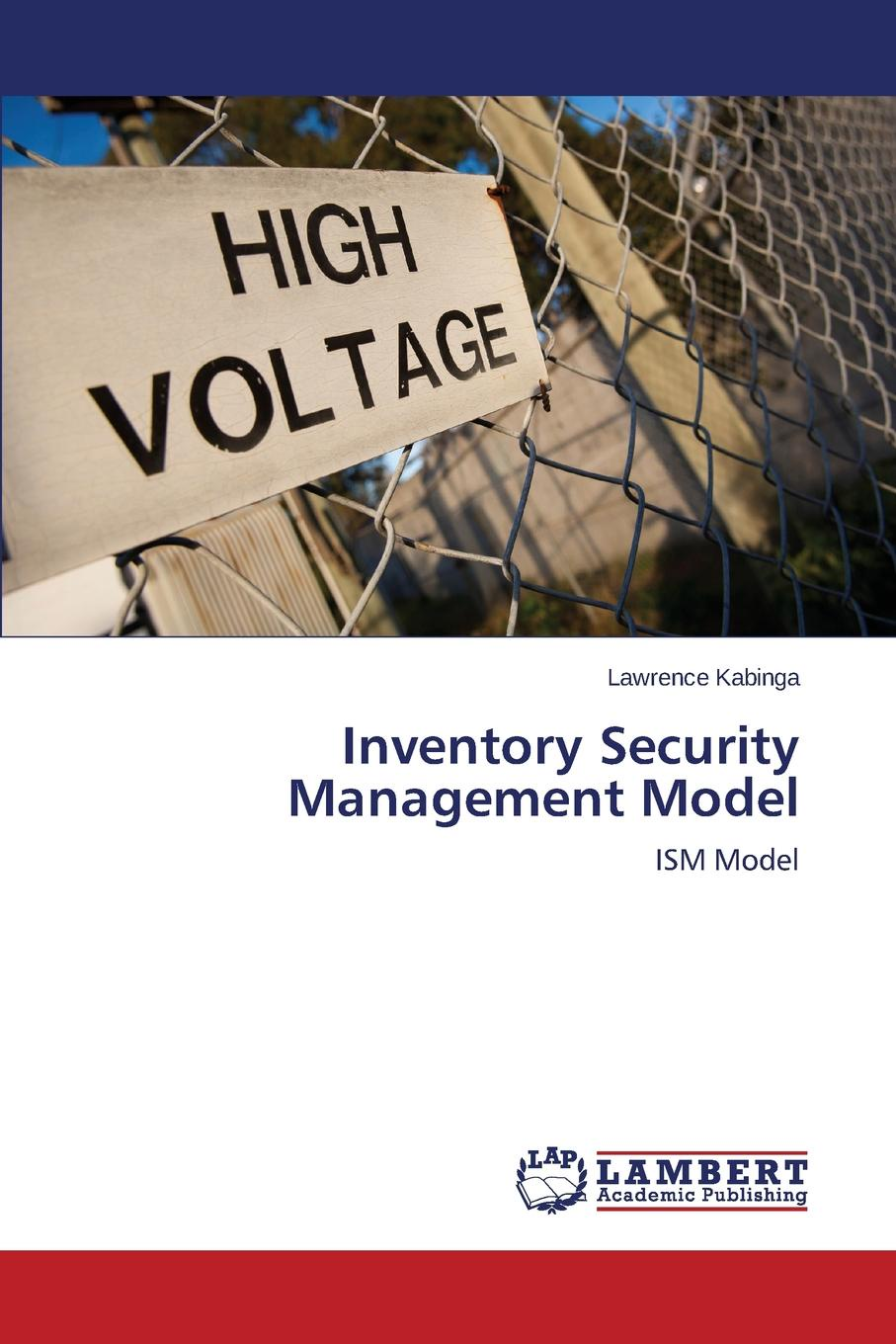 Inventory Security Management Model Over the years many organizations have lost lot resources...