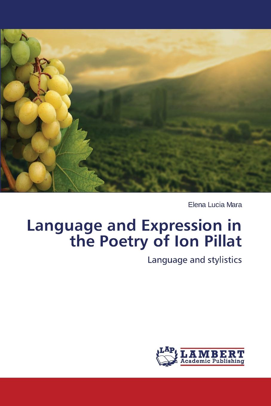 Mara Elena Lucia Language and Expression in the Poetry of Ion Pillat morphological adaptations specific to rugby players