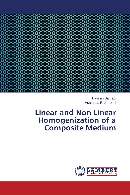 цены на Samadi Hassan, El Jarroudi Mustapha Linear and Non Linear Homogenization of a Composite Medium  в интернет-магазинах