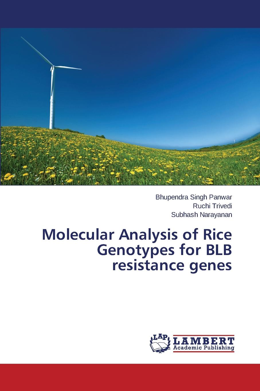 Panwar Bhupendra Singh, Trivedi Ruchi, Narayanan Subhash Molecular Analysis of Rice Genotypes for BLB resistance genes evaluation of disease resistance in groundnut