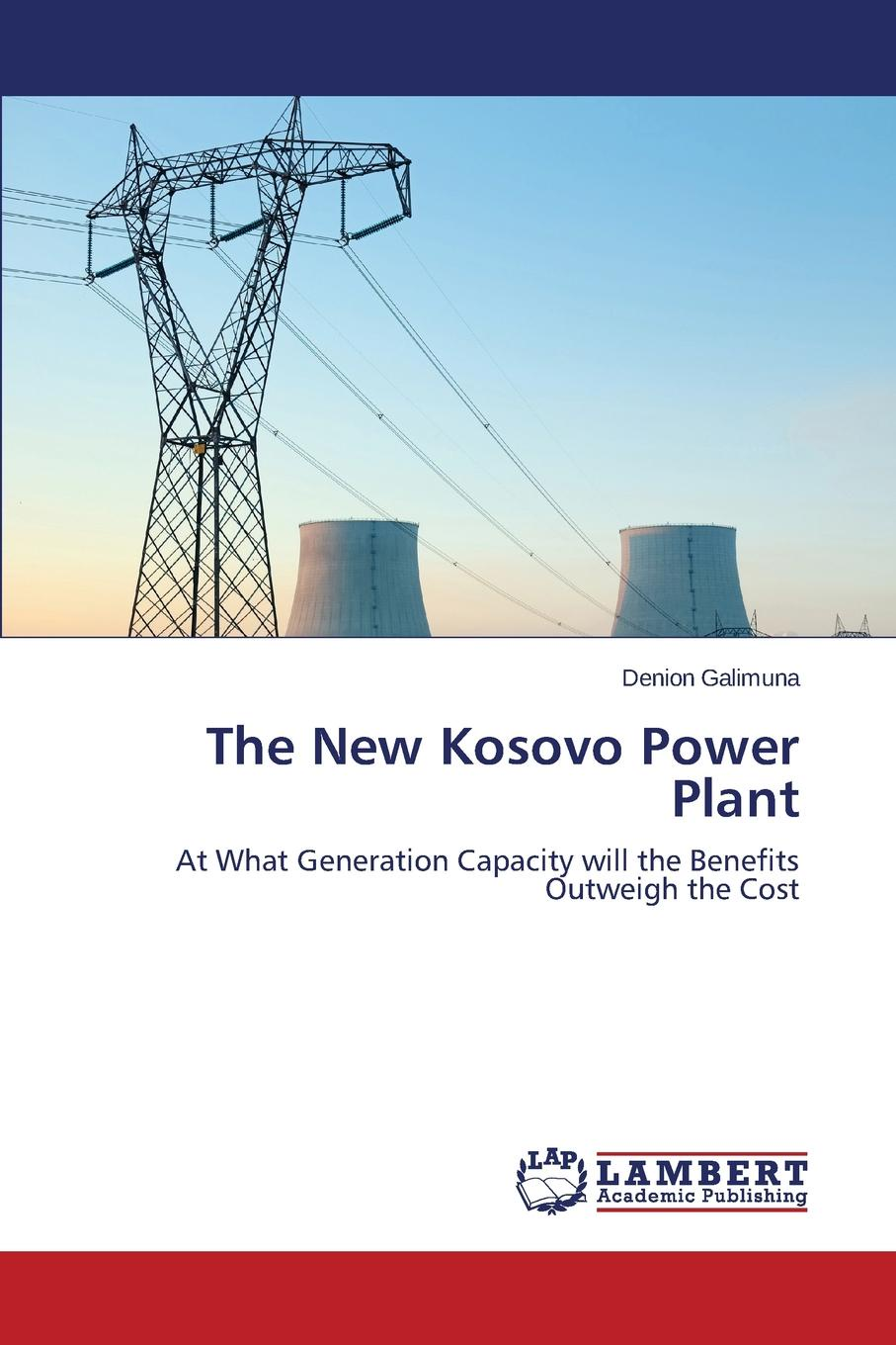 Фото - Galimuna Denion The New Kosovo Power Plant agent based snort in distributed environment