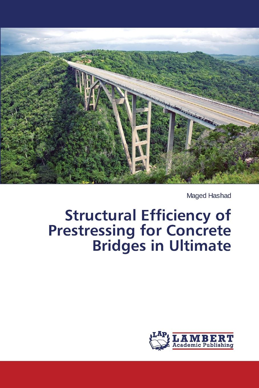 Hashad Maged Structural Efficiency of Prestressing for Concrete Bridges in Ultimate цена 2017
