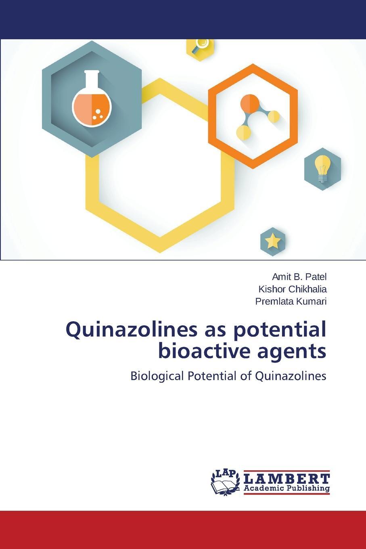 Patel Amit B., Chikhalia Kishor, Kumari Premlata Quinazolines as potential bioactive agents цена