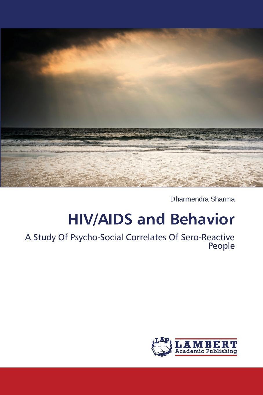Sharma Dharmendra HIV/AIDS and Behavior mental health and hiv aids