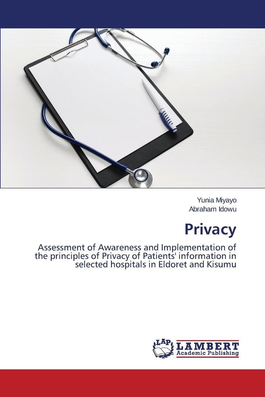 Miyayo Yunia, Idowu Abraham Privacy privacy policy