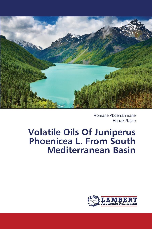 Фото - Abderrahmane Romane, Rajae Harrak Volatile Oils Of Juniperus Phoenicea L. From South Mediterranean Basin agent based snort in distributed environment