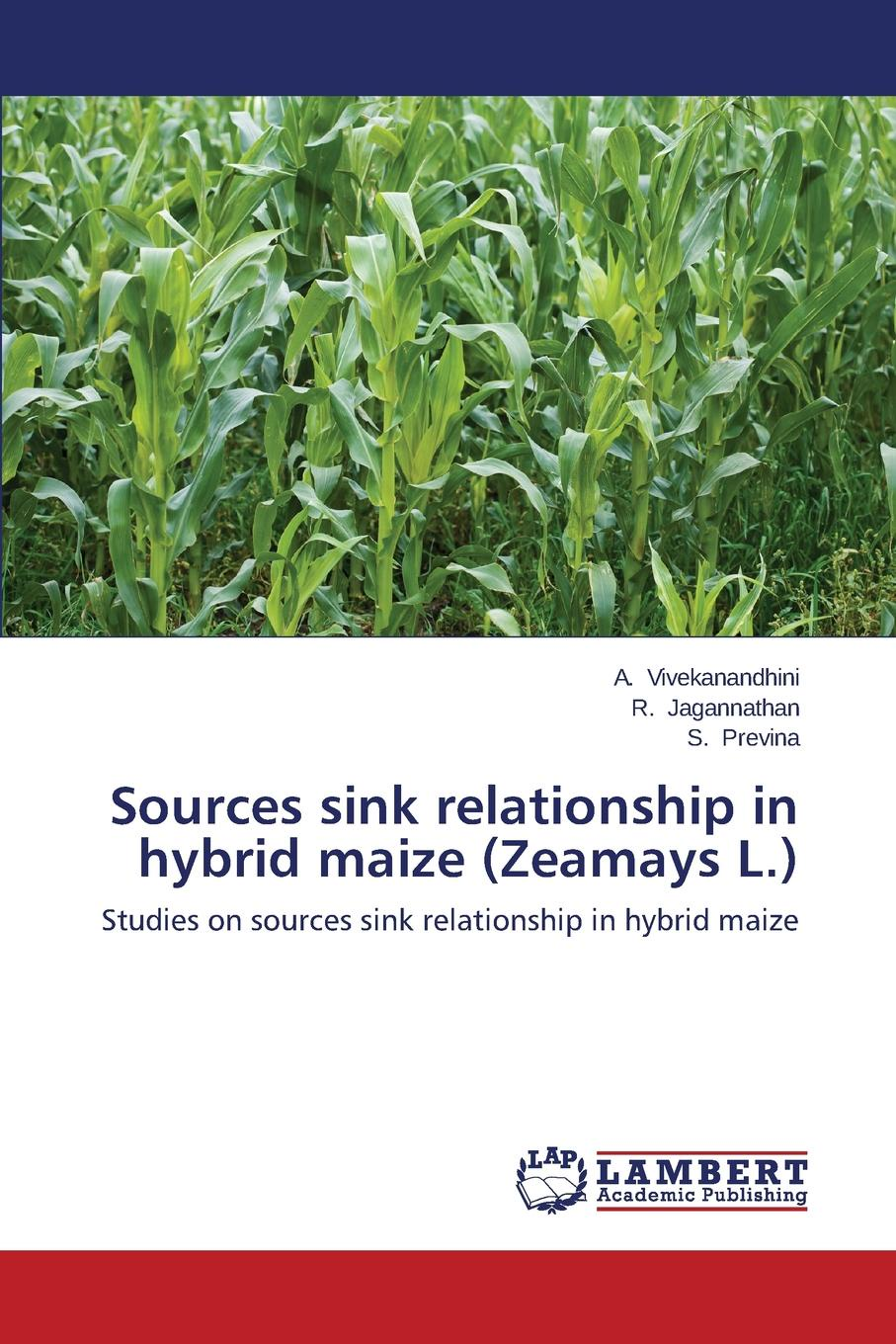 Vivekanandhini A., Jagannathan R., Previna S. Sources sink relationship in hybrid maize (Zeamays L.) bio fertilization for rice and residual effect on sequent crop