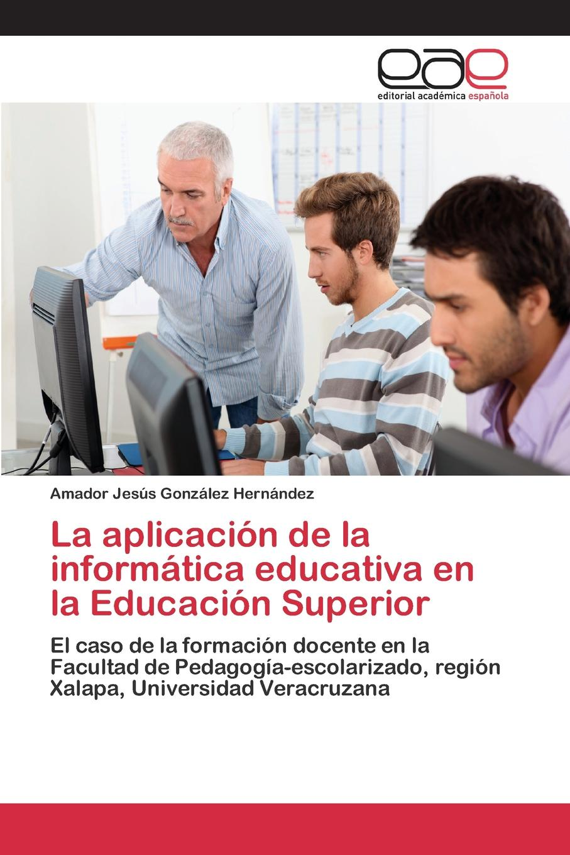 González Hernández Amador Jesús La aplicacion de la informatica educativa en la Educacion Superior palmeras en la nieve