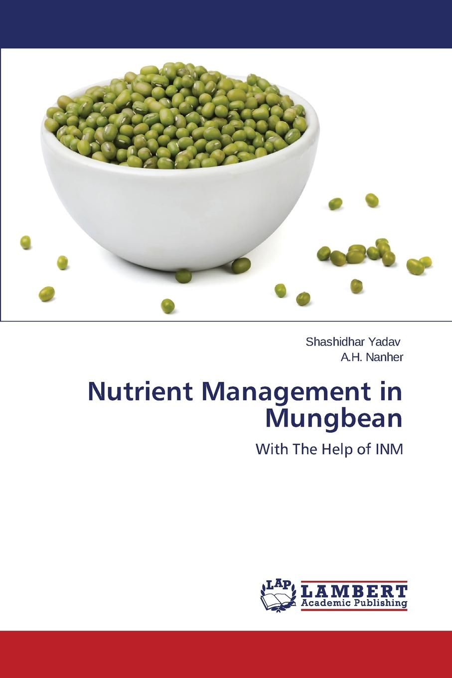 Yadav Shashidhar, Nanher A.H. Nutrient Management in Mungbean effect of rosemary extracts on the growth of skin infections