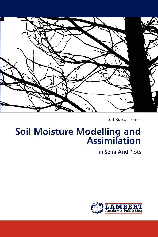 Sat Kumar Tomer Soil Moisture Modelling and Assimilation garden soil moisture humidity and ph acidity meter