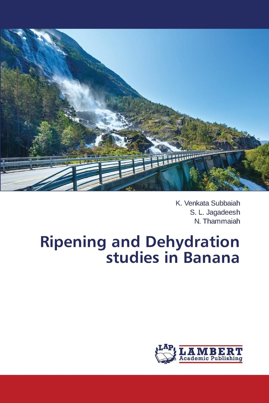 Venkata Subbaiah K., Jagadeesh S. L., Thammaiah N. Ripening and Dehydration studies in Banana скейтборд usd pro banana and gorilla отзывы